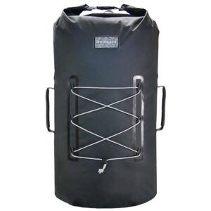Zulupack Smart Tube 20 vízálló hátizsák - black