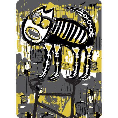 4Fun Bike Cat csősál