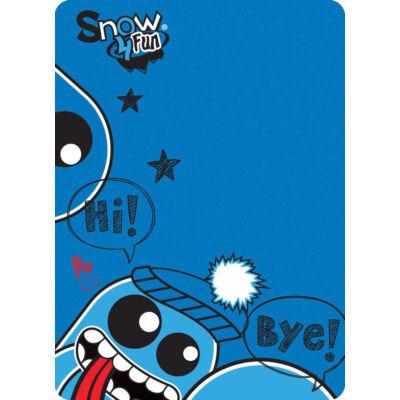 4Fun Crazy Blue csősál