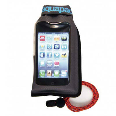 Aquapac Mini Stormproof Phone Case - grey