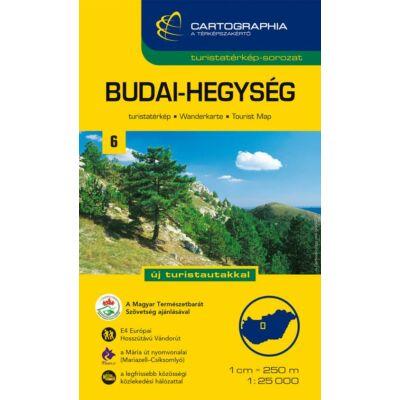 Cartographia Budai-hegység