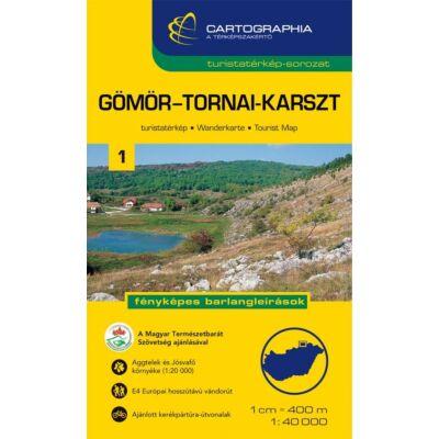 Cartographia Gömör-Tornai-karszt