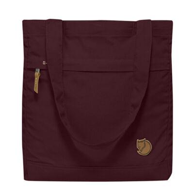 Fjallraven Totepack No.3 dark garnet városi táska