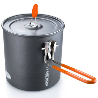GSI Halulite Boiler 1,1 l főzőedény