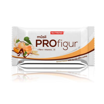 Nutrend Pro Figur Müzli 28 g apricot