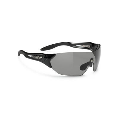 Rudy Project Hypermask black gloss/smoke black