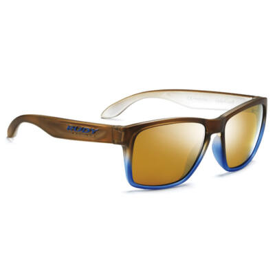 Rudy Project Spinhawk ice brown/blue/laser brown