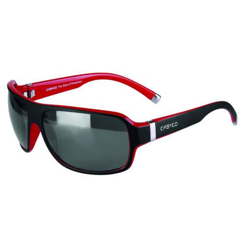 Casco SX-61 Bicolor - black-red