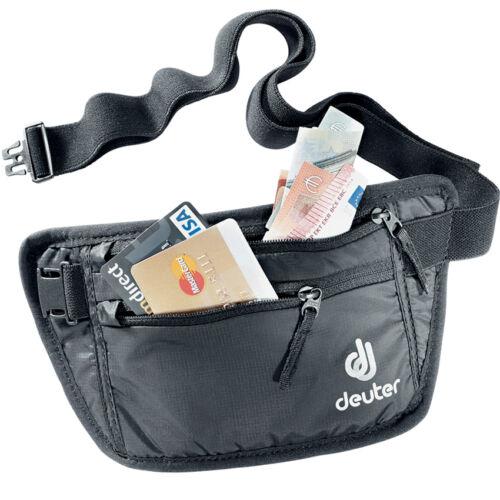 Deuter Security Money Belt I irattartó és pénztárca - black