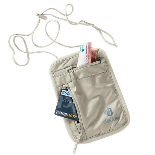 Deuter Security Wallet I irattartó és pénztárca - sand