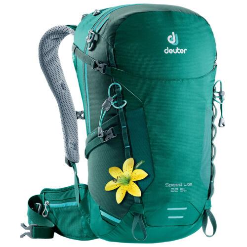 Deuter Speed Lite 22 SL női túrahátizsák - alpinegreen-forest