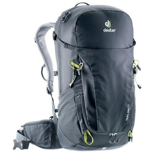Deuter Trail Pro 32 túrazsák black-graphite
