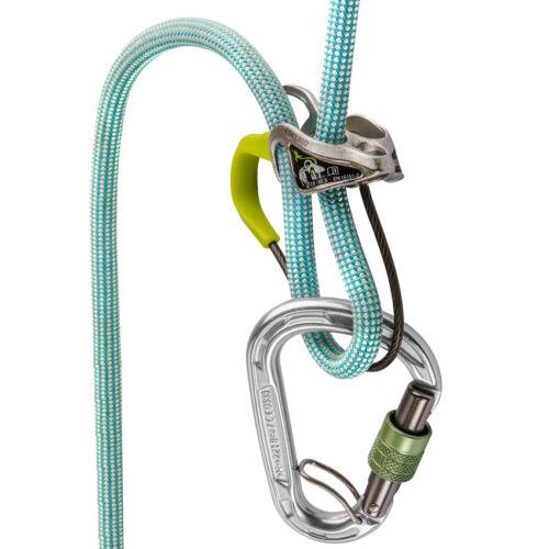 Edelrid Mega Jul Belay Kit Steel biztosító- és ereszkedőeszköz