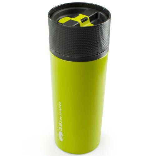 GSI Outdoors Glacier Stainless Commuter Mug 500 ml termobögre - green