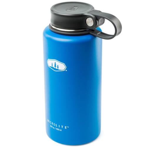 GSI Outdoors Microlite Twist 1000 ml termosz - mariner blue