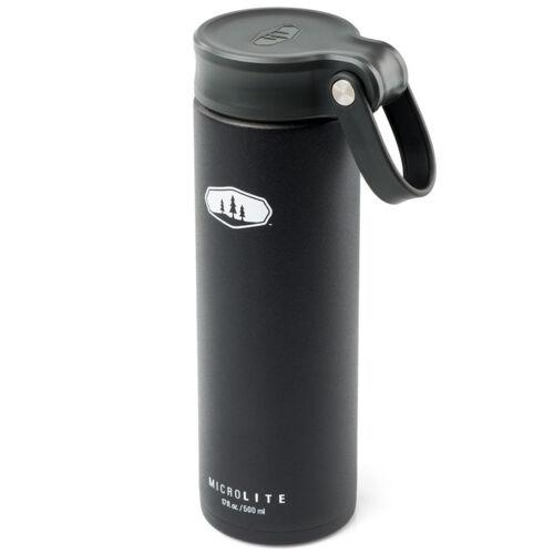GSI Outdoors Microlite Twist 500 ml termosz - black