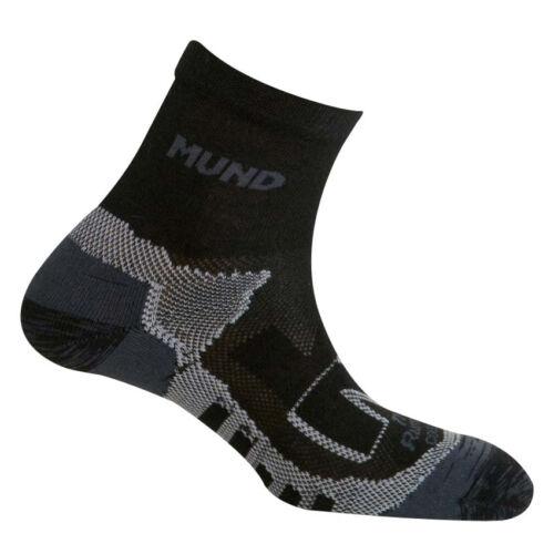 Mund Trail Running unisex futózokni - black