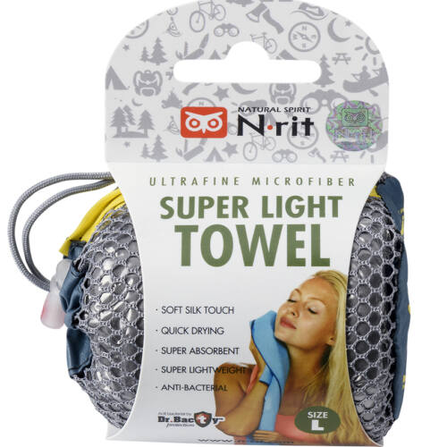 N-rit Super Light Towel L törölköző