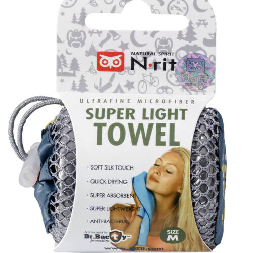 N-rit Super Light Towel M törölköző