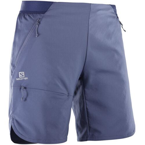 Salomon W Outspeed Short női rövidnadrág - crown blue
