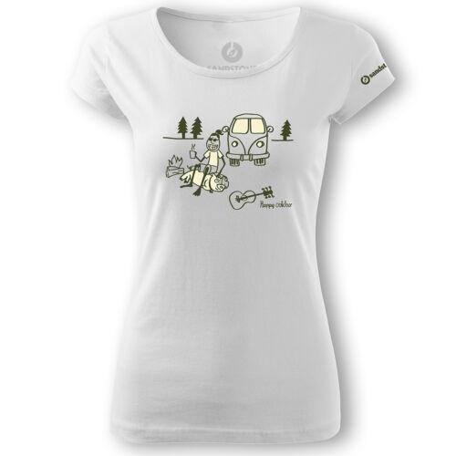 Sandstone Camp T1 női póló