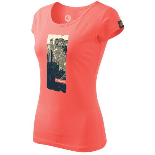 Sandstone W's Heritage T-Shirt Towers női póló