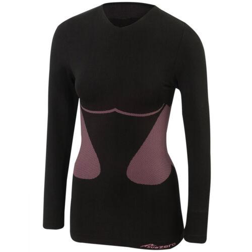 Subzero Factor1 Plus W's LS női aláöltözet felső black/pink