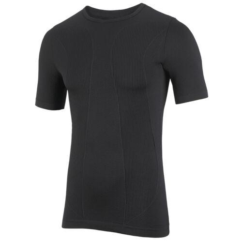 Subzero Factor1 Plus SS unisex aláöltözet póló black