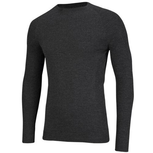 Subzero Merino Long Sleeve gyapjú aláöltözet felső black