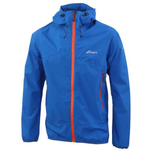 Subzero Waterproof Jacket férfi esőkabát blue/orange