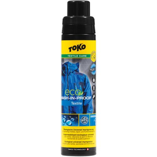 Toko Eco Wash-In Proof Textile 250 ml impregnáló