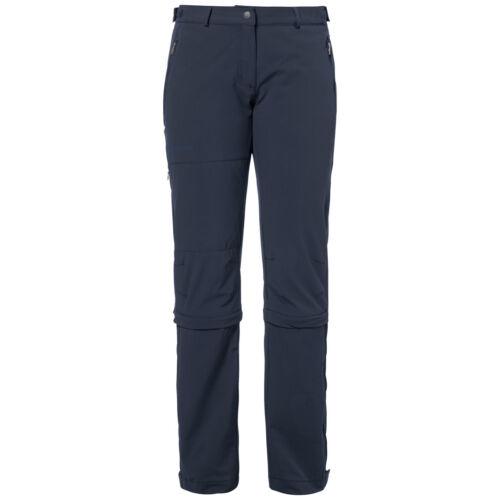 Vaude Farley Stretch Capri T-Zip W's Pants II női túranadrág