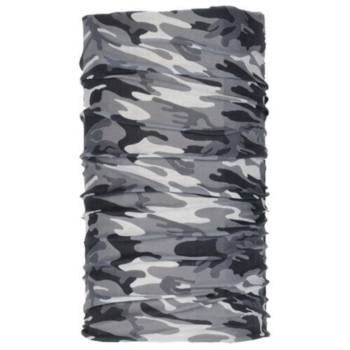 Wind X-Treme Tubularwind multifunkciós csősál - camouflage black