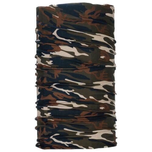 Wind X-Treme Tubularwind multifunkciós csősál - camouflage khaki