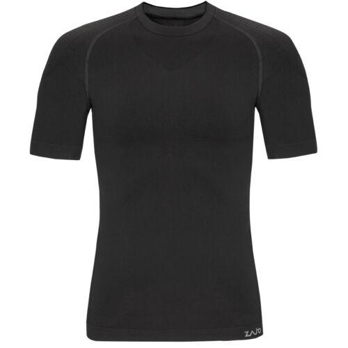 Zajo Contour T-Shirt SS aláöltözet póló - black