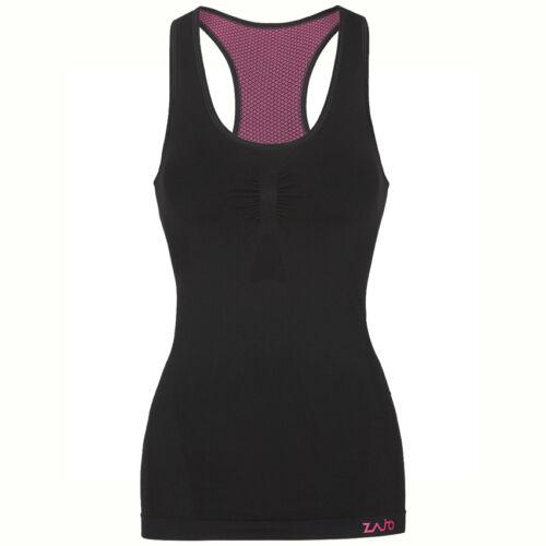 Zajo Contour Tank Top női aláöltözet - black