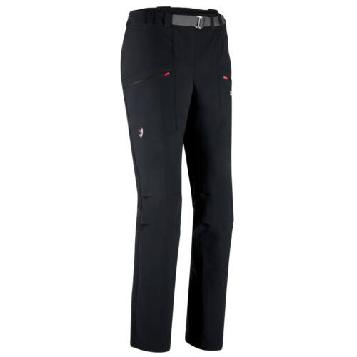 Zajo Air LT Neo W Pants női softshell túranadrág - black