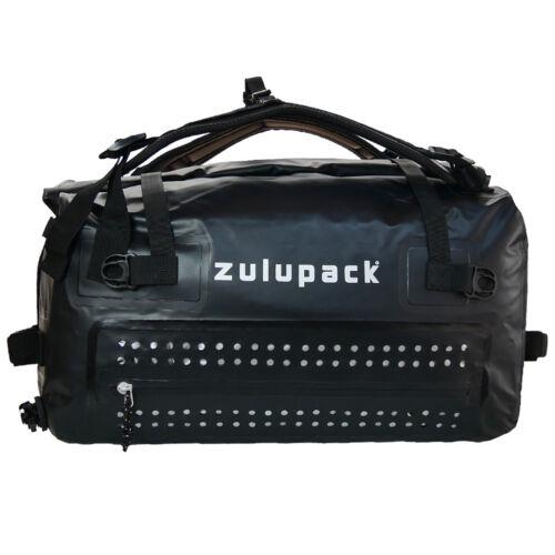 Zulupack Borneo 45 vízálló táska - black