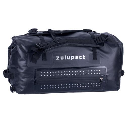 Zulupack Borneo 85 vízálló táska - black