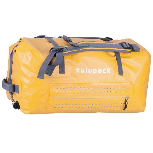 Zulupack Borneo 85 vízálló táska - yellow