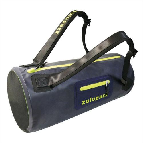 Zulupack Traveller 32 vízálló táska - navy/lime